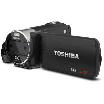 Toshiba Camileo Z100 Full HD 3D Camcorder