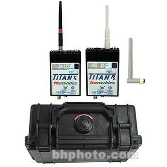 Transvideo 95TITANSET  Titan Wireless Transmitter Set