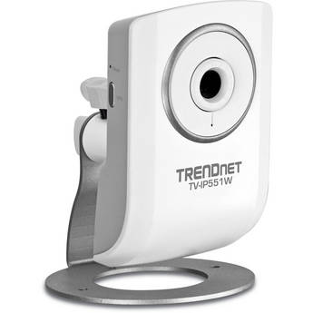 Trendnet TV-IP551W Wireless N Internet Indoor Camera