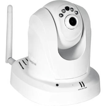 Trendnet TV-IP651WI Wireless N Day/Night PTZ Internet Indoor Camera