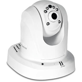 Trendnet TV-IP672PI Megapixel PoE Day/Night PTZ Internet Indoor Camera