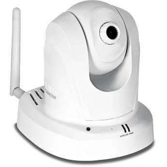 Trendnet TV-IP672W Megapixel Wireless N PTZ Internet Indoor Camera