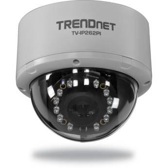 Trendnet TV-IP262PI Tamper-Resistant Megapixel Day/Night Indoor Dome PoE Camera