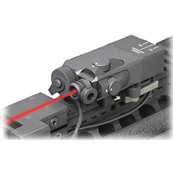 US NightVision LDI OTAL Classic Red Laser Pointer