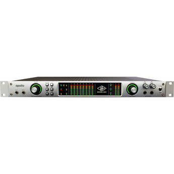 Universal Audio Apollo Quad Core - FireWire Audio Interface with Real-Time UAD Processing