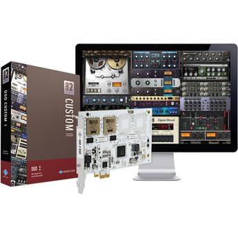 Universal Audio UAD-2 DUO Custom - PCIe DSP Card with Custom Bundle