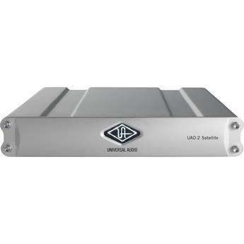 Universal Audio UAD-2 Satellite QUAD Ultimate - FireWire DSP Accelerator with Custom Bundle