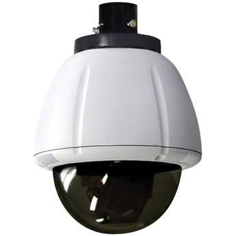 "Videolarm SView 7"" Rugged Vandal-Resistant Pendant Mount PTZ IP Camera System (Tinted)"