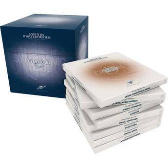 Vienna Symphonic Library Super Package Extended - Vienna Instruments