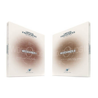 Vienna Symphonic Library Woodwinds Extended Bundle - Vienna Instruments