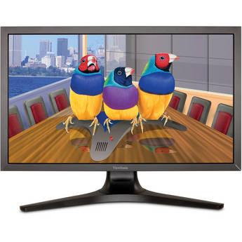 "ViewSonic VP2770-LED 27"" Widescreen LED Backlit IPS Monitor"