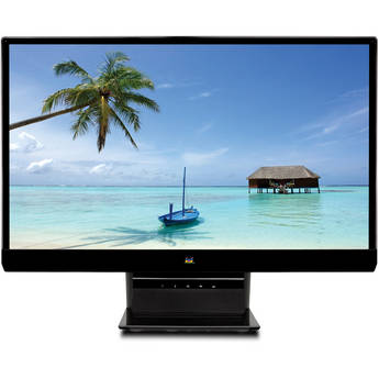 """ViewSonic VX2770Smh-LED 27"""" Widescreen LED Backlit IPS LCD Monitor"""