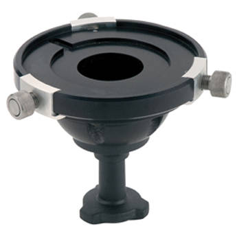 Vinten 3144-3 Quickfix Adapter with 100mm Half-Ball Base