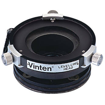 Vinten 3328-30 Quickfix Leveling Adapter with 4-Bolt Flat Base