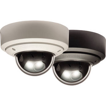 Vitek IR Mighty Vandal-resistant Dome Camera (9-22mm, Heater/Blower, UTP)