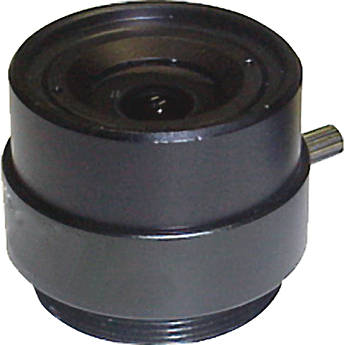 """Vitek 1/3"""" CS Mount 8mm f/1.6 Lens"""
