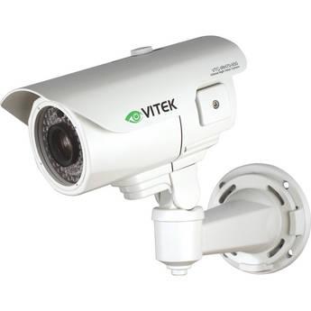 Vitek Weatherproof IR Bullet Camera