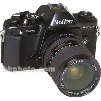 Vivitar V3800N 35mm SLR Camera with 28-70mm Lens