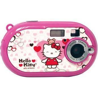 Sakar Hello Kitty VGA Digital Camera