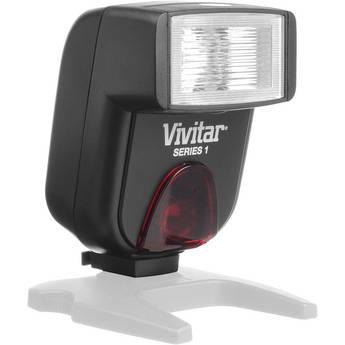 Vivitar DF-183 AF Digital Flash For Olympus Cameras