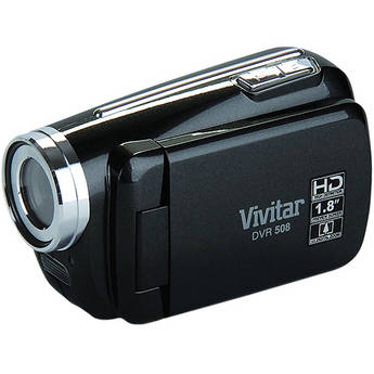 Vivitar DVR 508NHD Digital Video Recorder (Black)