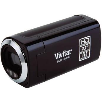 Vivitar DVR 1020HD Digital Video Recorder (Black)
