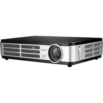 Vivitek Qumi LED Pocket Projector (Black)