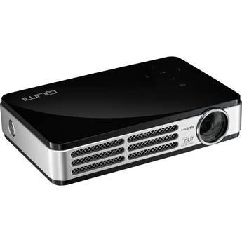 Vivitek Qumi Q5 Super Bright HD Pocket Projector (Black)