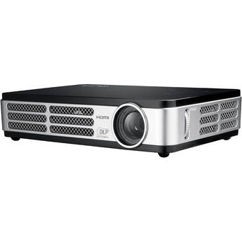 Vivitek Qumi Q2 Lite LED Pocket Projector (Black)