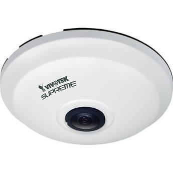 Vivotek FE8172 Fisheye Fixed Dome Network Camera