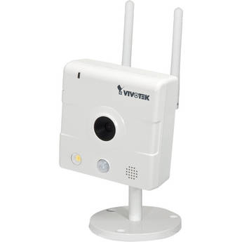 Vivotek IP8133W Fixed Network Camera (WLAN)