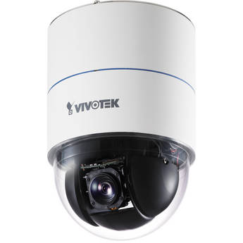 Vivotek SD8111T Speed Dome Day/Night Network Camera (Tinted Dome)