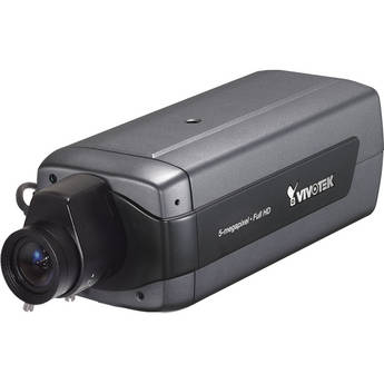 Vivotek IP8172 P-Iris Fixed Network Camera