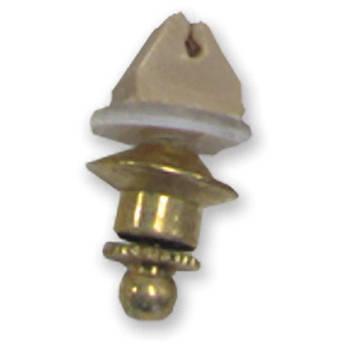 Voice Technologies Microphone Clip Tie-Tac Clip (Beige)