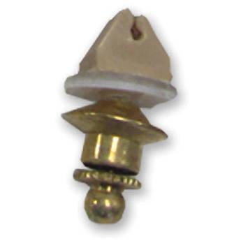 Voice Technologies Tie-Clip for VT403 Microphone (Beige)