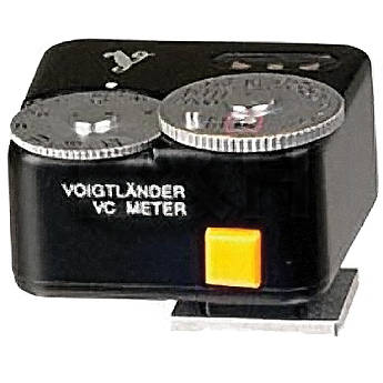 Voigtlander VC Speed Meter (Black)