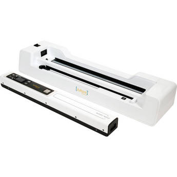VuPoint Solutions Magic Wand Portable Scanner With Auto-Feed Docking Station