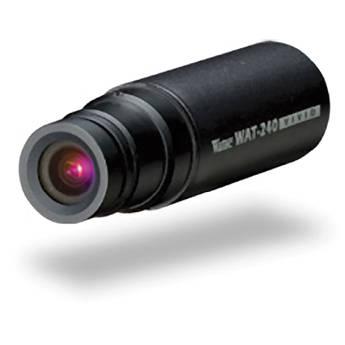 """Watec WAT-240VIVID 1/4"""" CCD Color Camera (Pin Hole Lens/PAL)"""