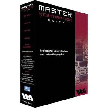 Wave Arts Master Restoration Plug-in Suite