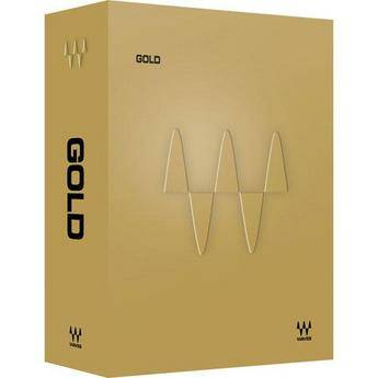 Waves Gold Native Bundle (Upgrade) - For Owners of Native Power Pack, or Native Power Pack II, or Native Pro FX Bundle, or Owners of Waves' Software Bundled with Digidesign's 001 Factory