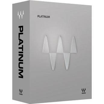 Waves Platinum Native Bundle (Upgrade) - For Owners of the Gold Native Bundle