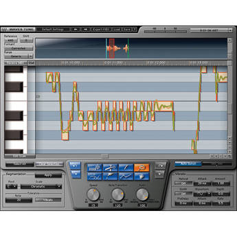 Waves Tune - Pitch Transforming Plug-In (Native)