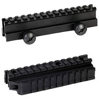 Weaver Tactical Mount AR -15 Base Pair For Hand Guard