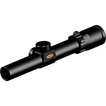 Weaver 1-5x24 Super Slam Riflescope (Matte Black)