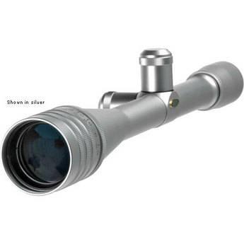 Weaver 36x40 T-36 Adjustable Objective w/ 1/8 MOA Dot Reticle - Matte Black