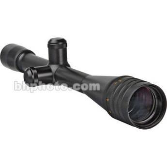 Weaver 36x40 T-36 Adjustable Objective w/ 1/8 MOA Dot Reticle - Satin Black