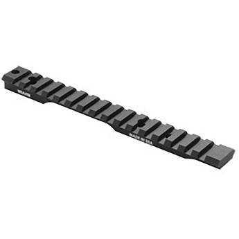 Weaver Extended Multi-Slot Base (Remington 700 LA, Matte Black)