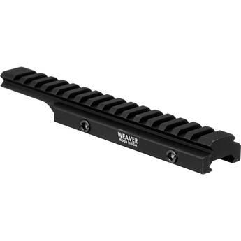 Weaver 99673 Flat Top Riser Rail (Standard)