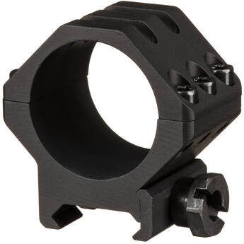 Weaver 6-hole Picatinny-Style Riflescope Rings 30mm Low (Matte)