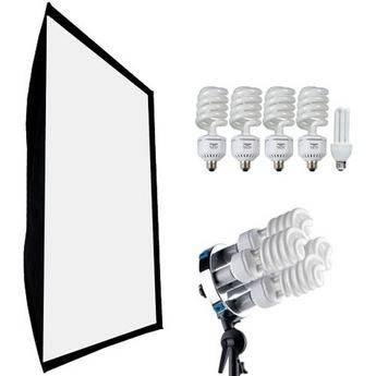 Westcott BDS 36 x 48 Shallow Box Photo/Video Kit